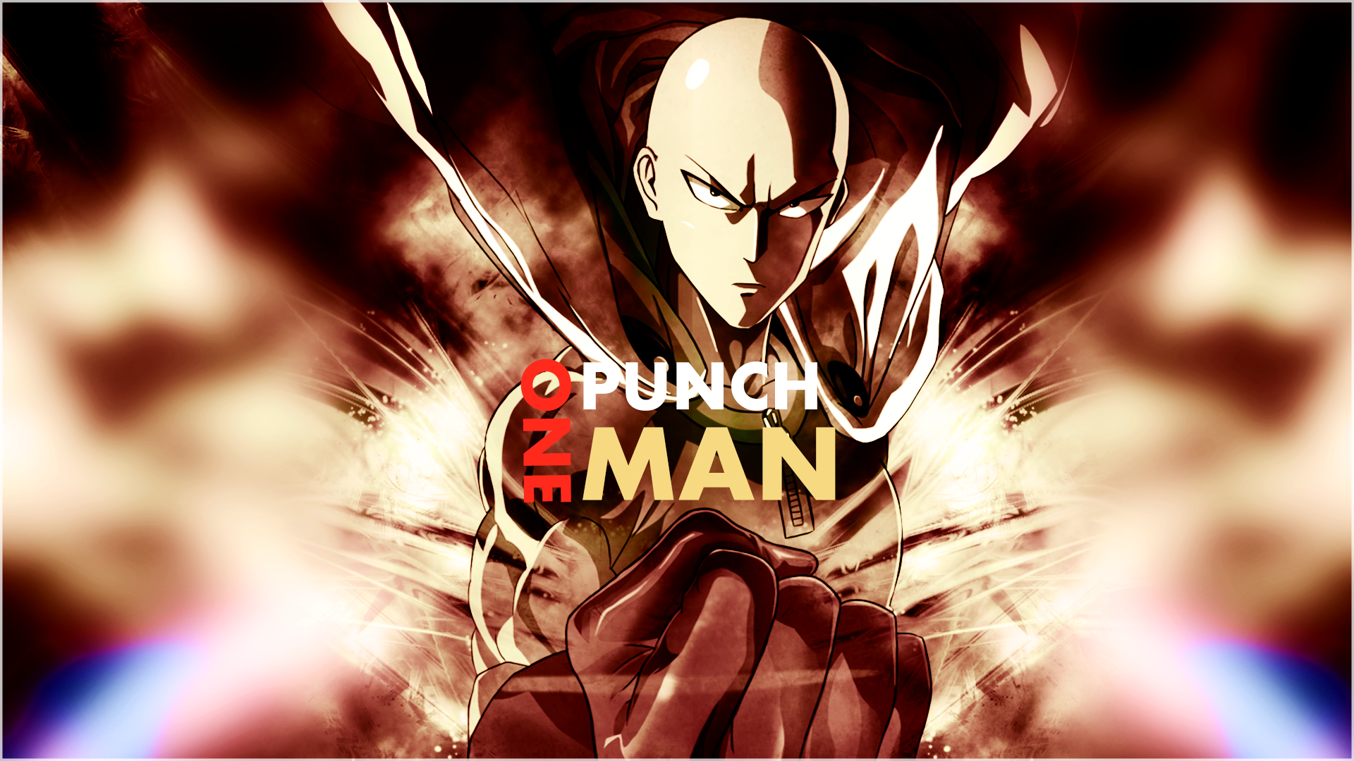 one punch man Full HD Wallpaper and Background Image | 1920x1080 | ID:665242