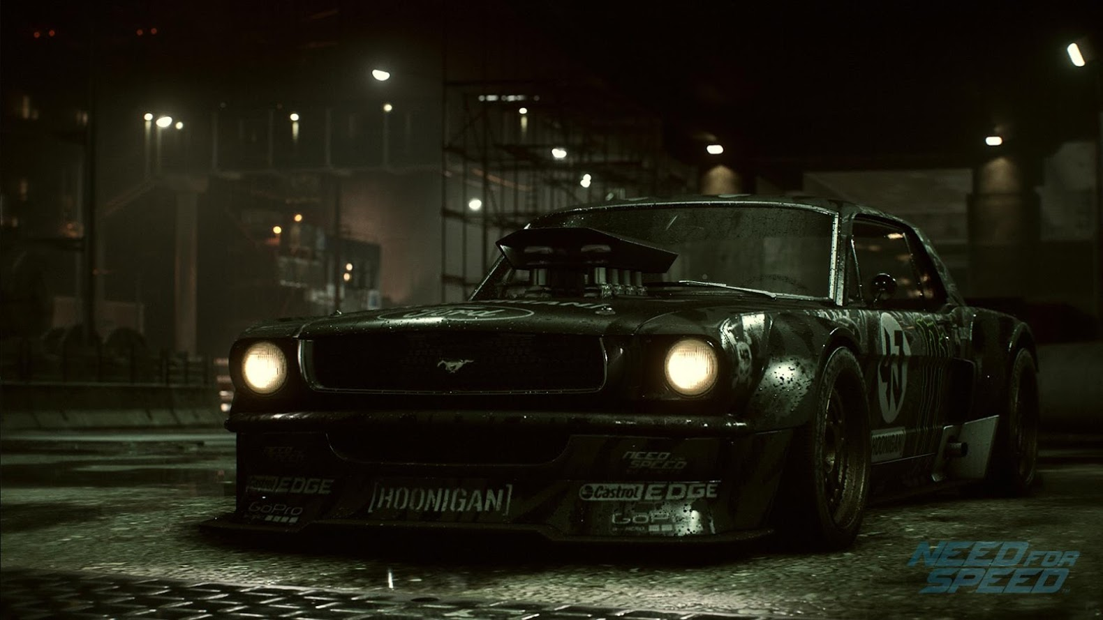 1965 Ford Mustang (Hoonicorn) Computer Wallpapers, Desktop Backgrounds ...