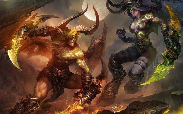 Video Game World Of Warcraft Warcraft HD Wallpaper | Background Image