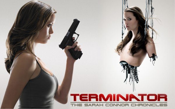 TV Show Terminator: The Sarah Connor Chronicles Terminator HD Wallpaper | Background Image