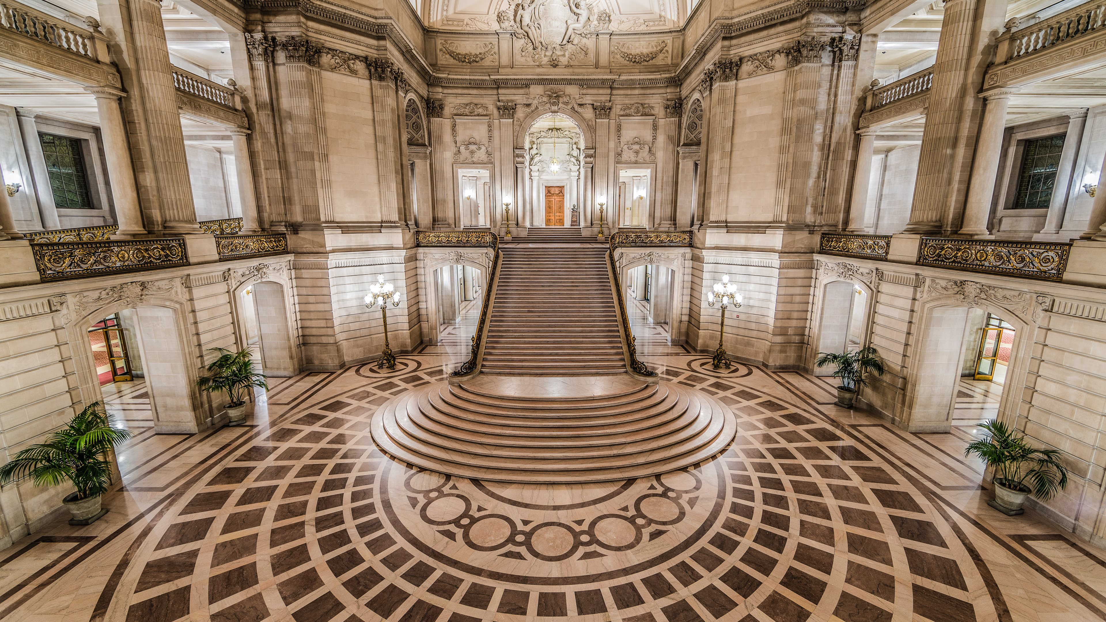 2 San Francisco City Hall Hd Wallpapers Background