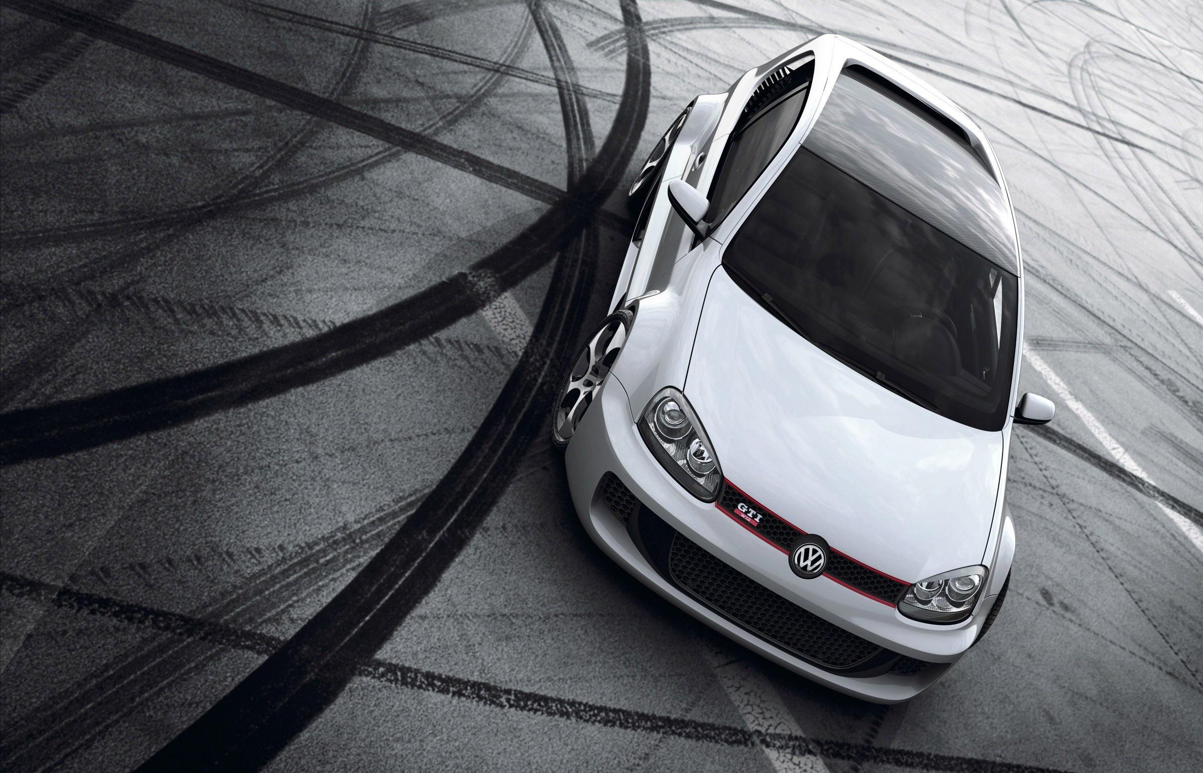 Volkswagen Golf Gti Fondo De Pantalla Hd Fondo De