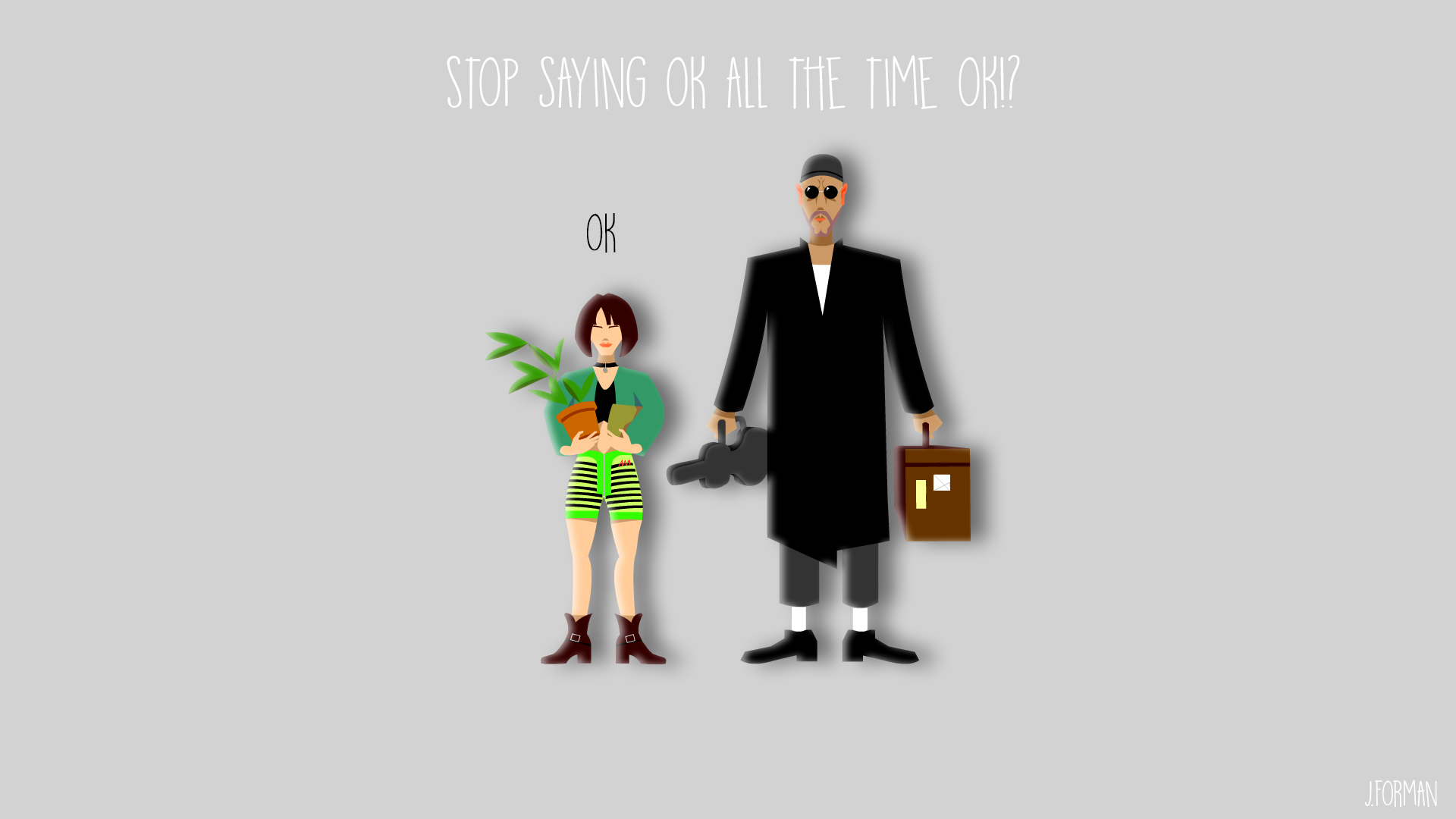 Leon The Professional Hd Wallpaper Background Image 1920x1080