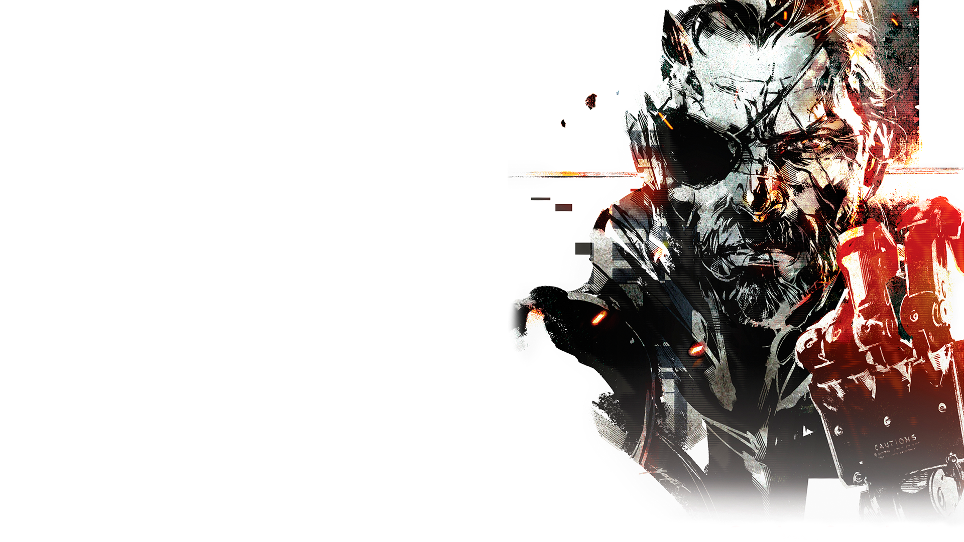 Metal Gear Solid V: The Phantom Pain Full HD Wallpaper And