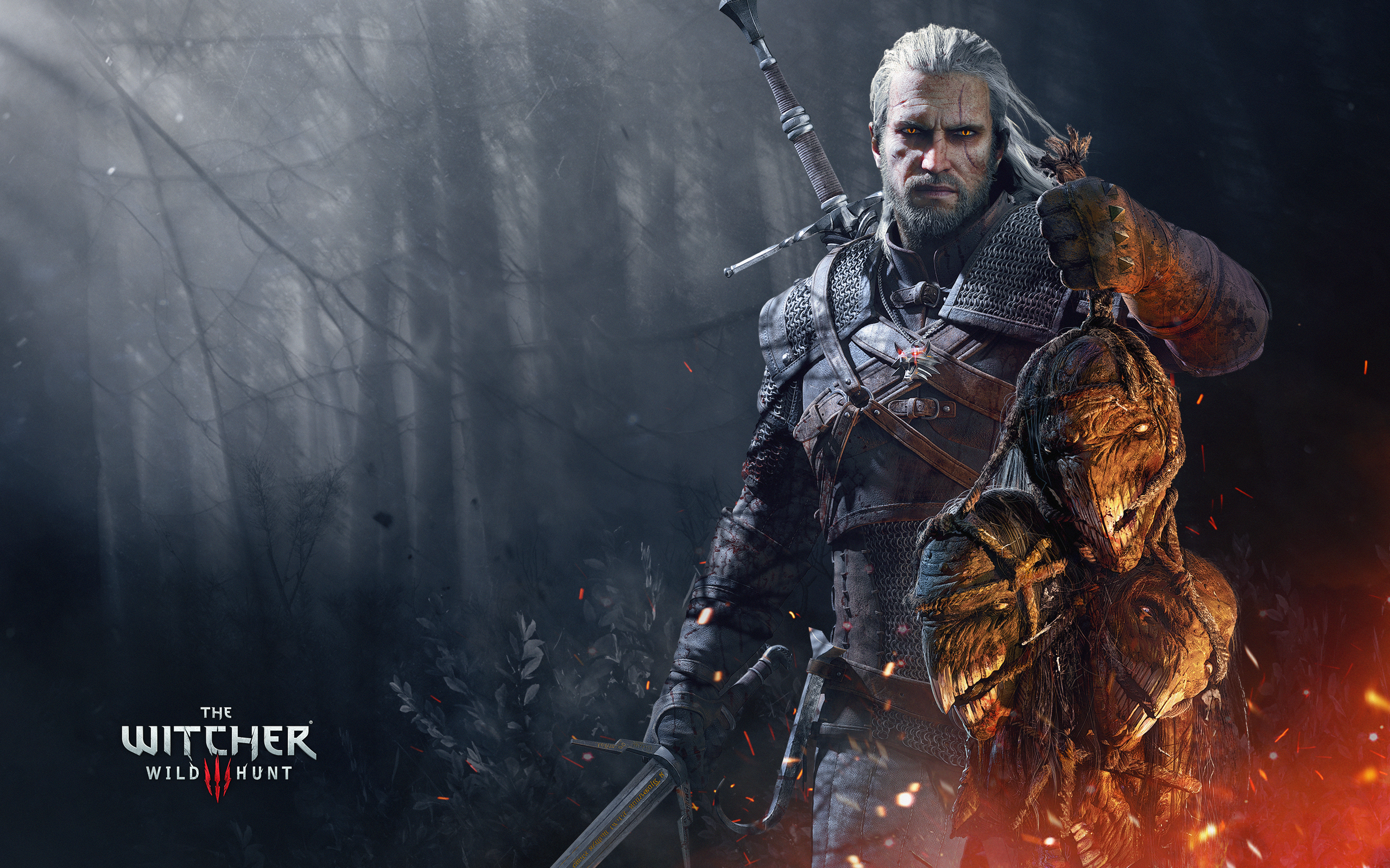 The Witcher 3 Wallpaper: Geralt of Rivia