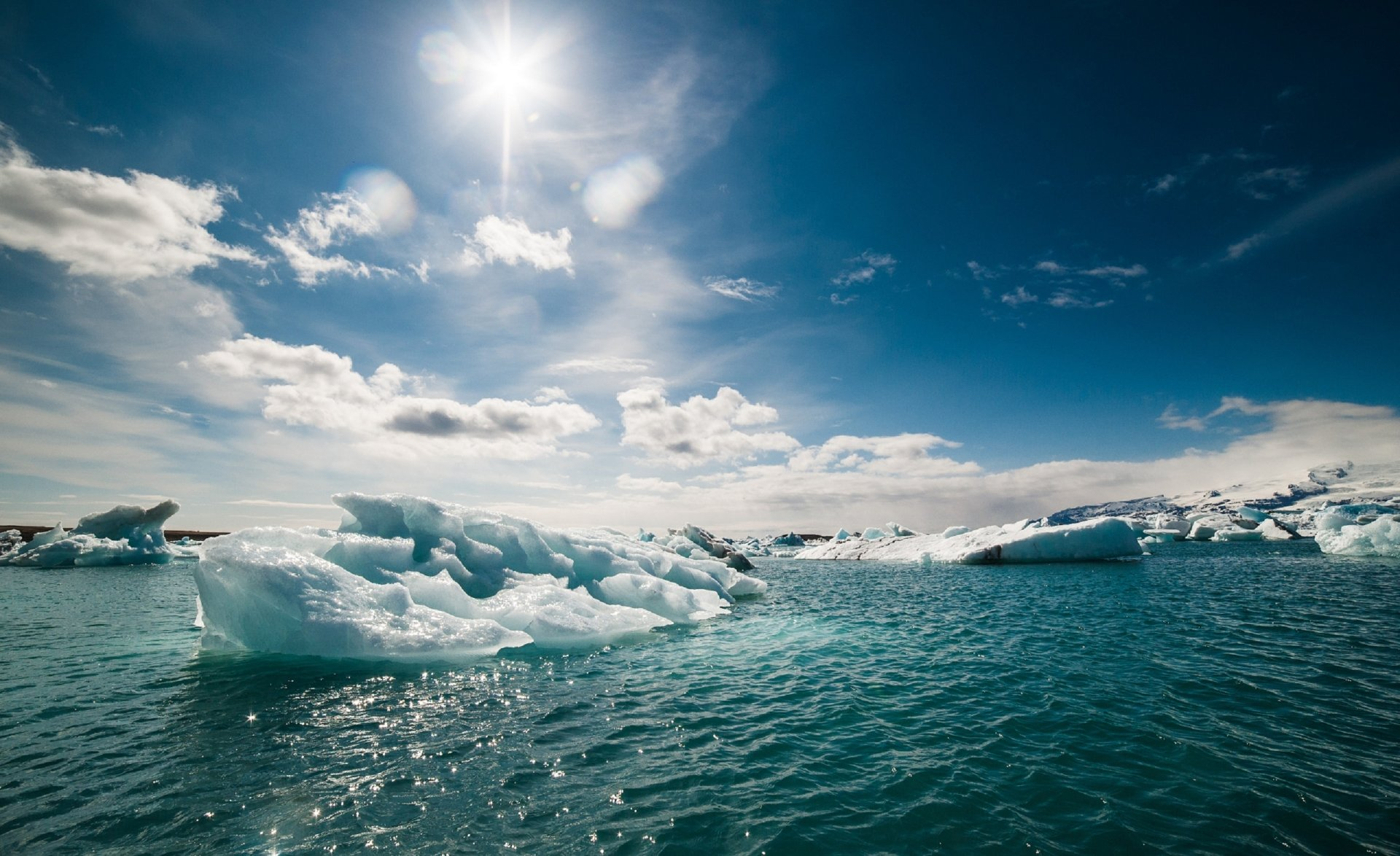 Arctic Ocean Full HD Wallpaper and Background | 2560x1565 ...