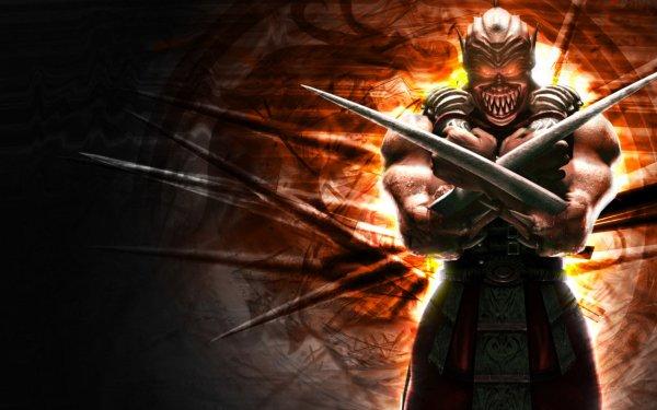 Video Game Mortal Kombat: Unchained Mortal Kombat Baraka HD Wallpaper | Background Image