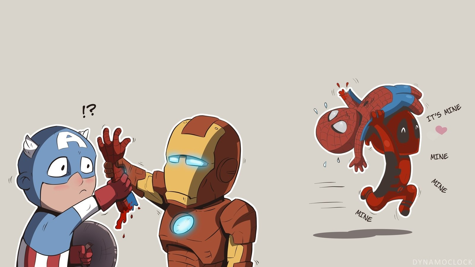 Avengers wallpaper and background image 1600x900 id - Moving spider desktop ...