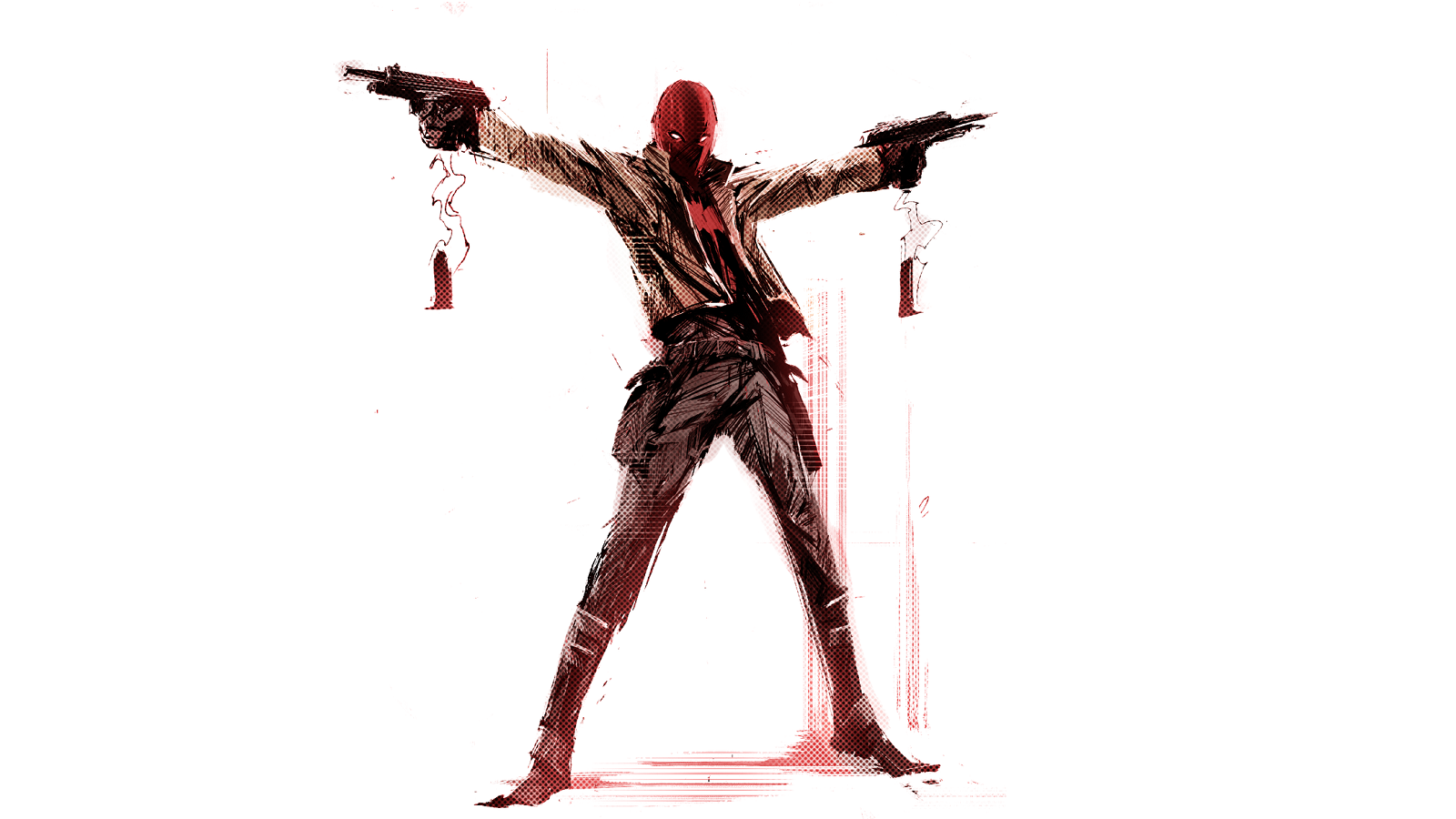 Red Hood Wallpaper 1920x1080: Red Hood Wallpaper And Background Image