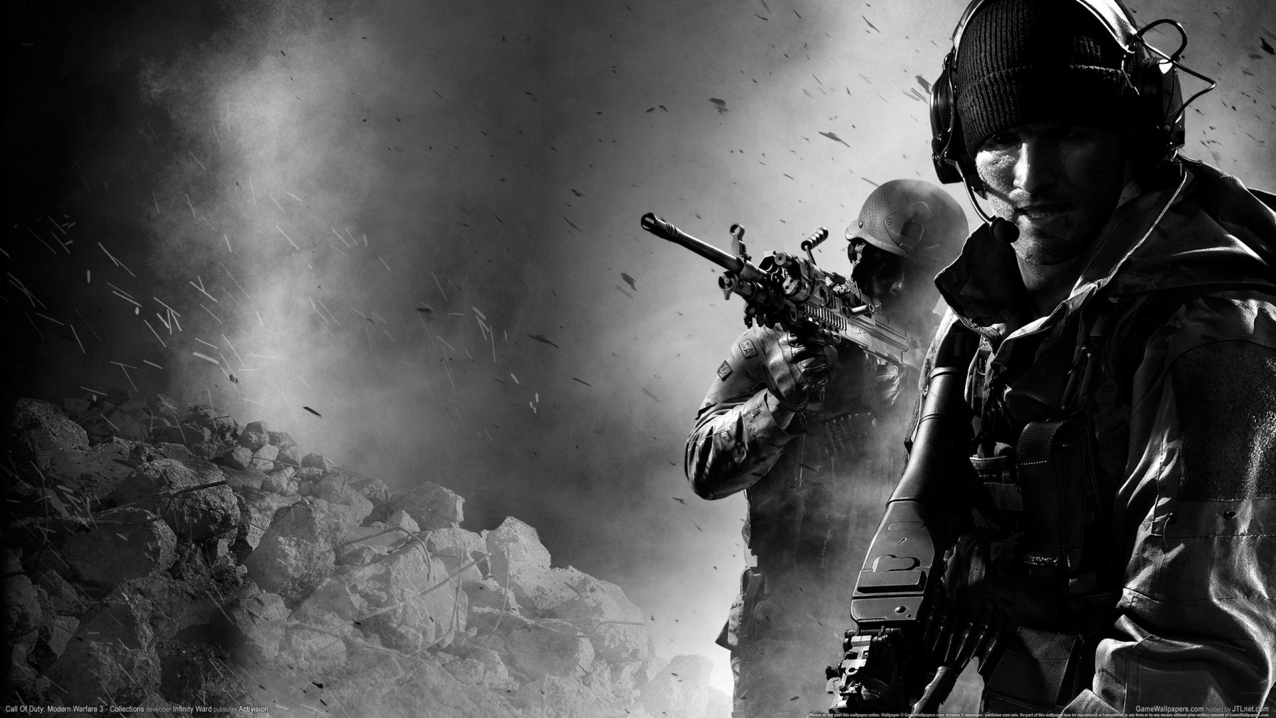 Call of Duty Modern Warfare  № 3671570 без смс