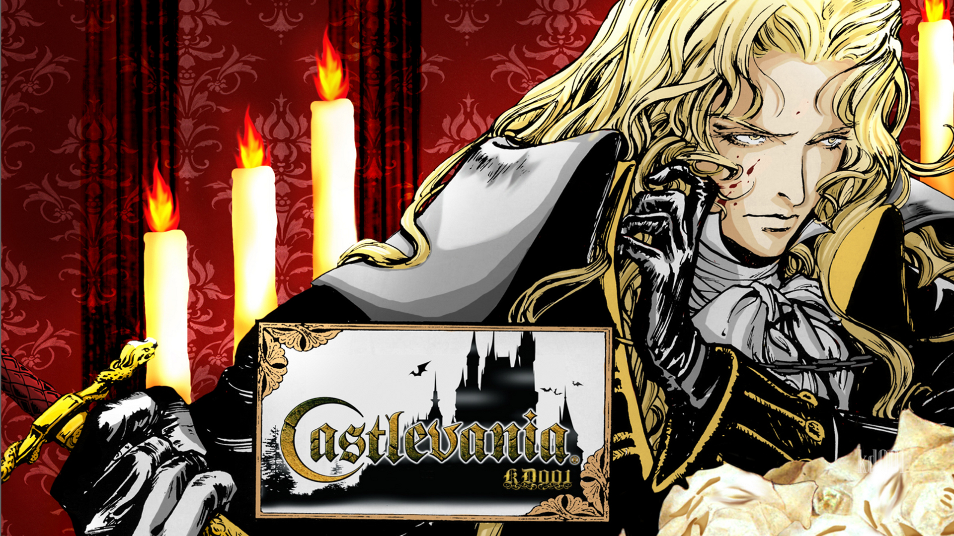 Castlevania Symphony Of The Night Hd Wallpaper Background Image