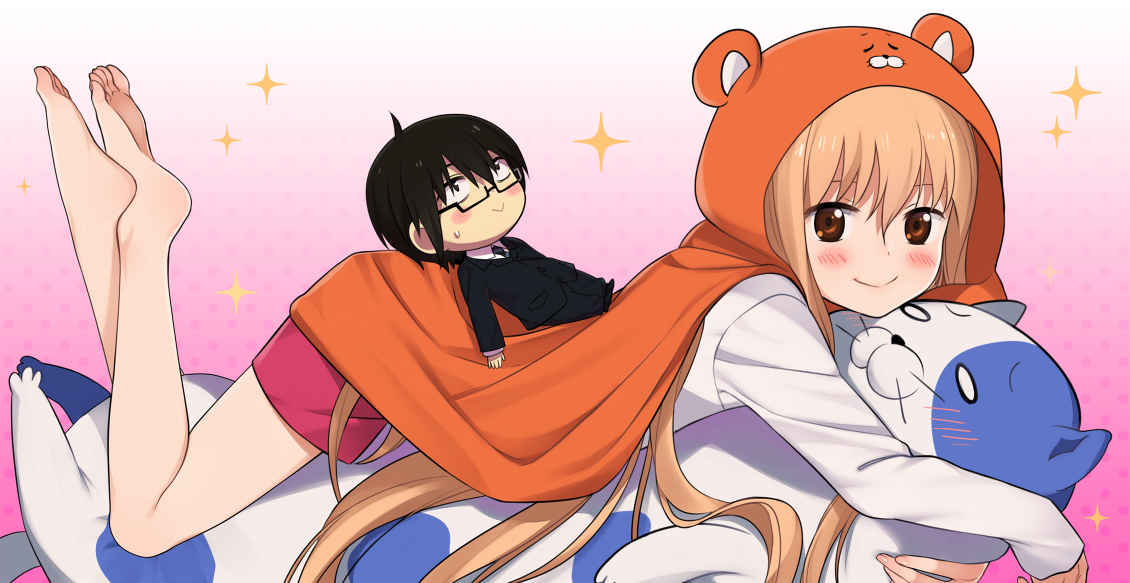 Anime Wallpapers Himouto Umaru-chan HD 4K Download For Mobile iPhone & PC