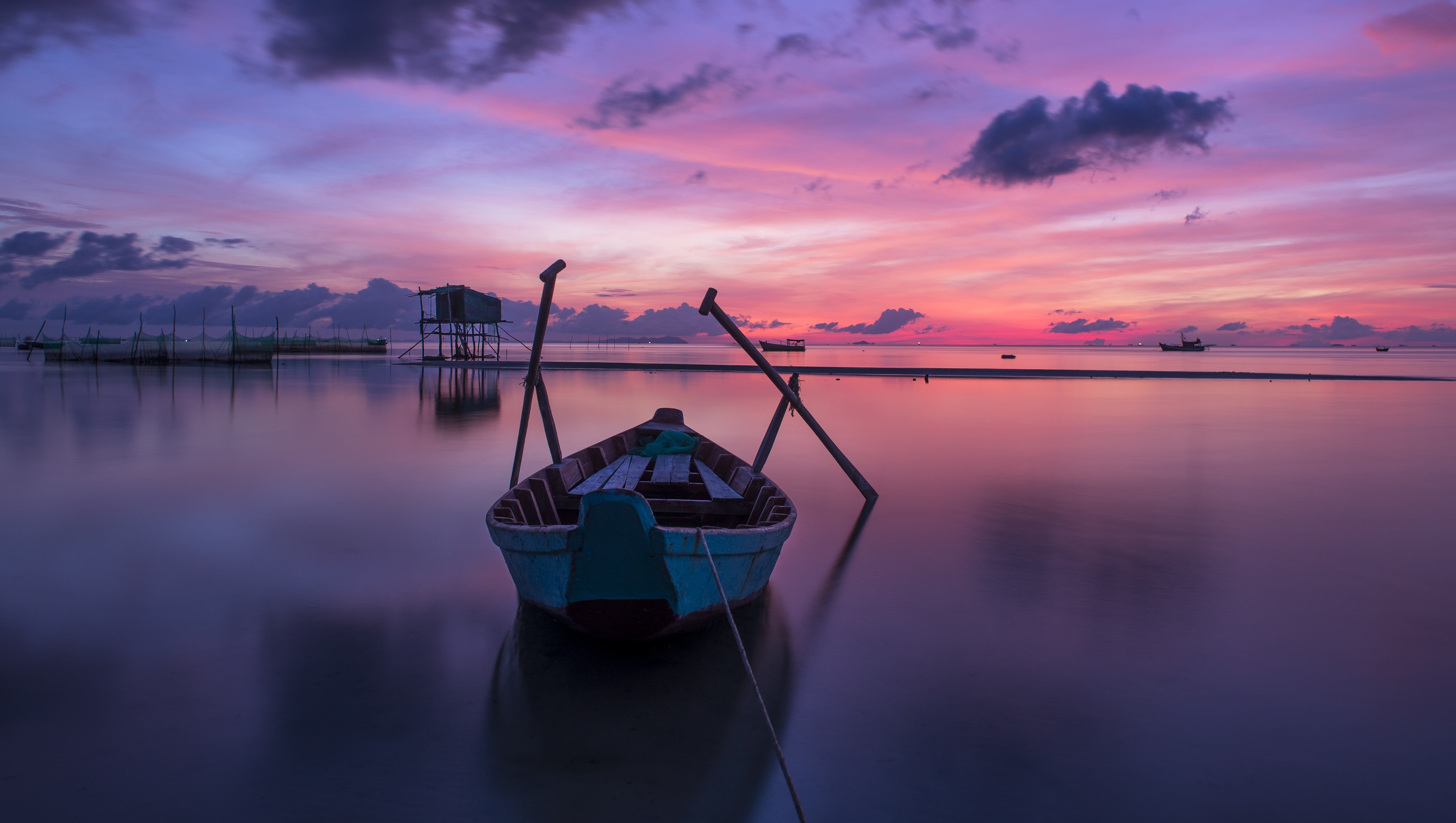 Phu Quoc An Island In Thailand 4k Ultra HD Wallpaper And Background