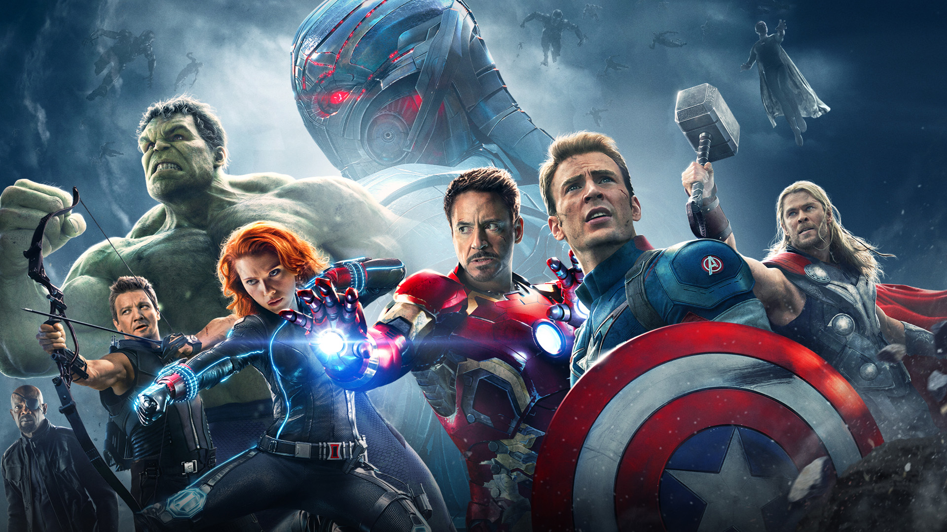 Avengers Age Of Ultron Hd Wallpaper Background Image