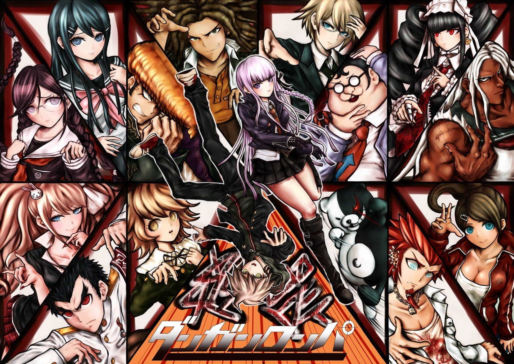 156 Danganronpa HD Wallpapers | Background Images