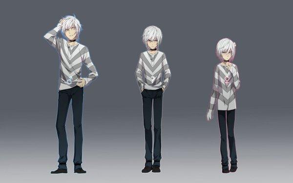 Anime A Certain Magical Index Toaru Majutsu no Index Accelerator White Hair HD Wallpaper | Background Image