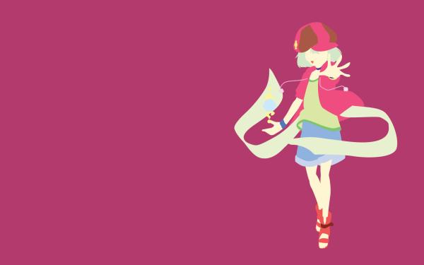 Anime No Game No Life Tet Hat Shorts Minimalist Grey Hair HD Wallpaper | Background Image