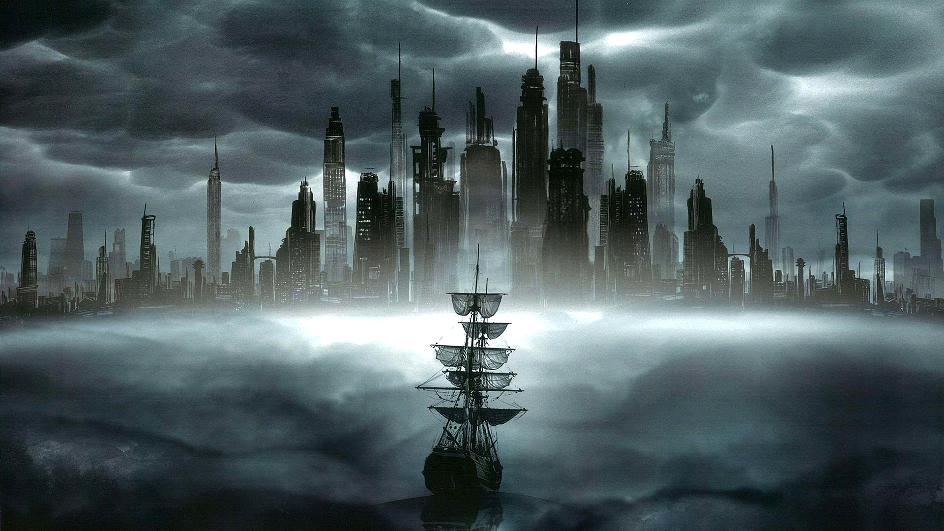 Cloud Atlas Full HD Wallpaper and Background Image ...