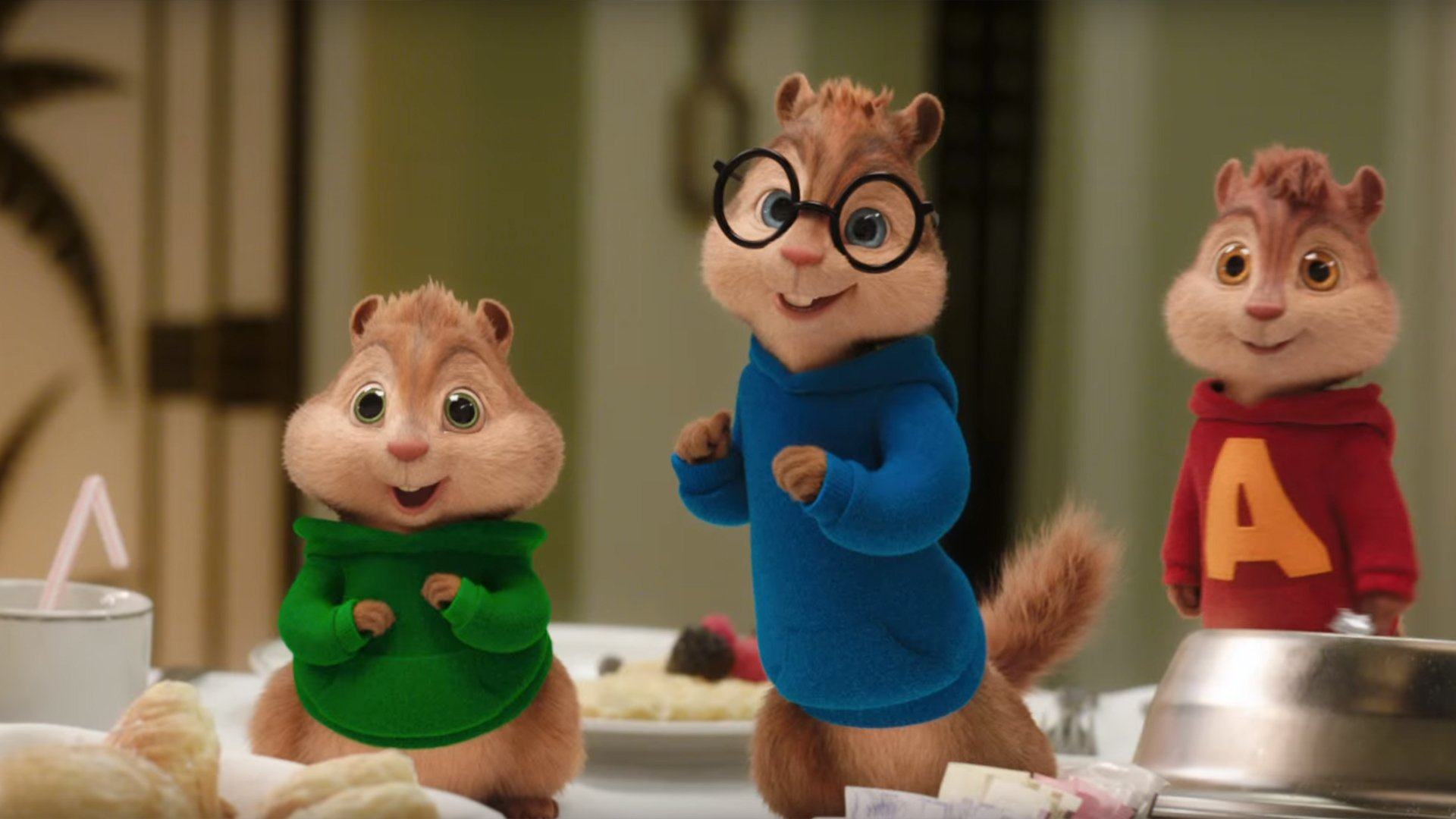 2 Theodore Alvin And The Chipmunks Hd Wallpapers Background