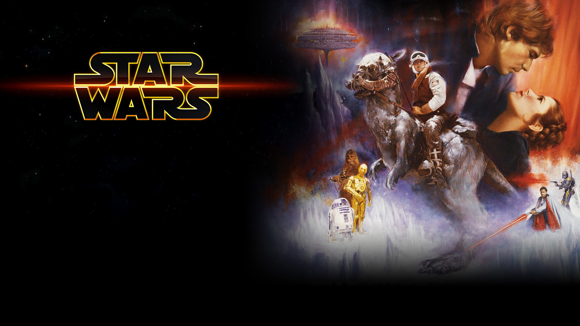 Star Wars Episode V The Empire Strikes Back Hd Wallpaper Background Image 1920x1080