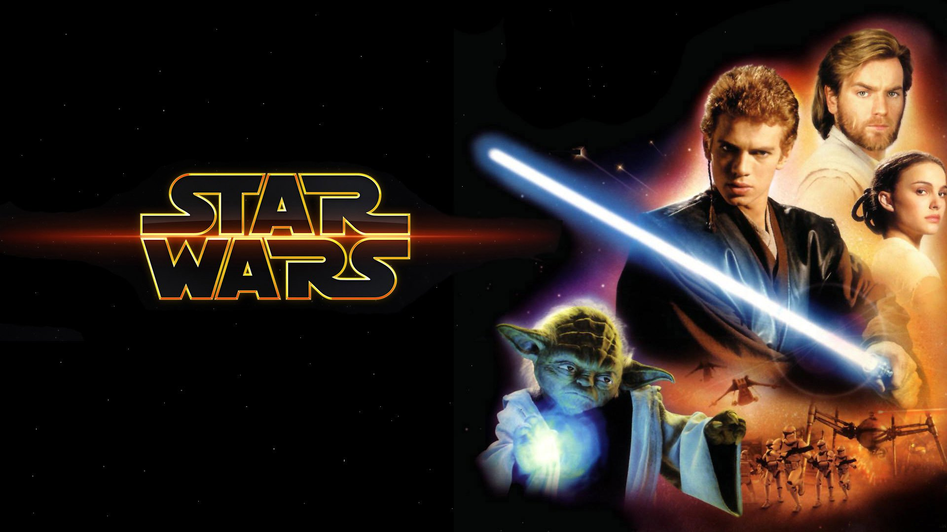 star wars episode ii: attack of the clones full hd wallpaper and