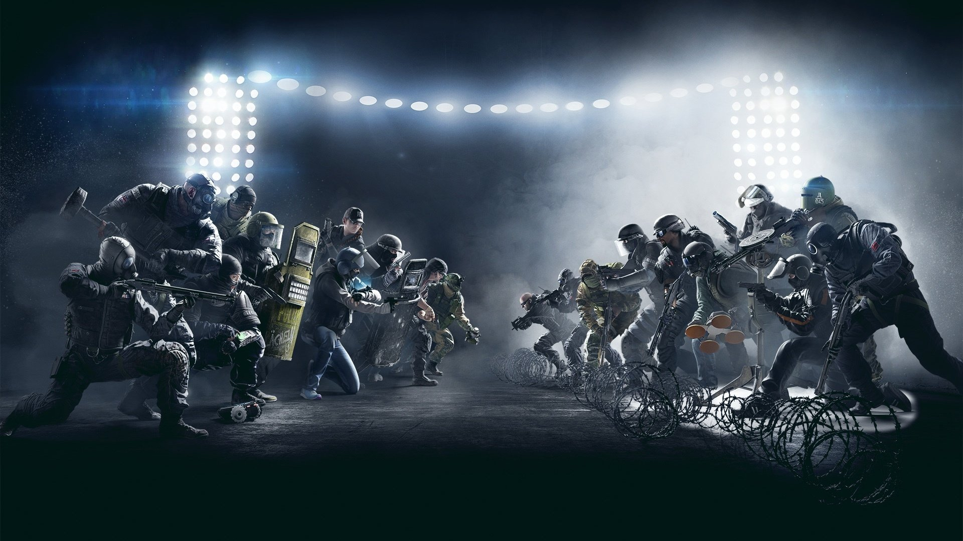 531 Tom Clancys Rainbow Six Siege Hd Wallpapers