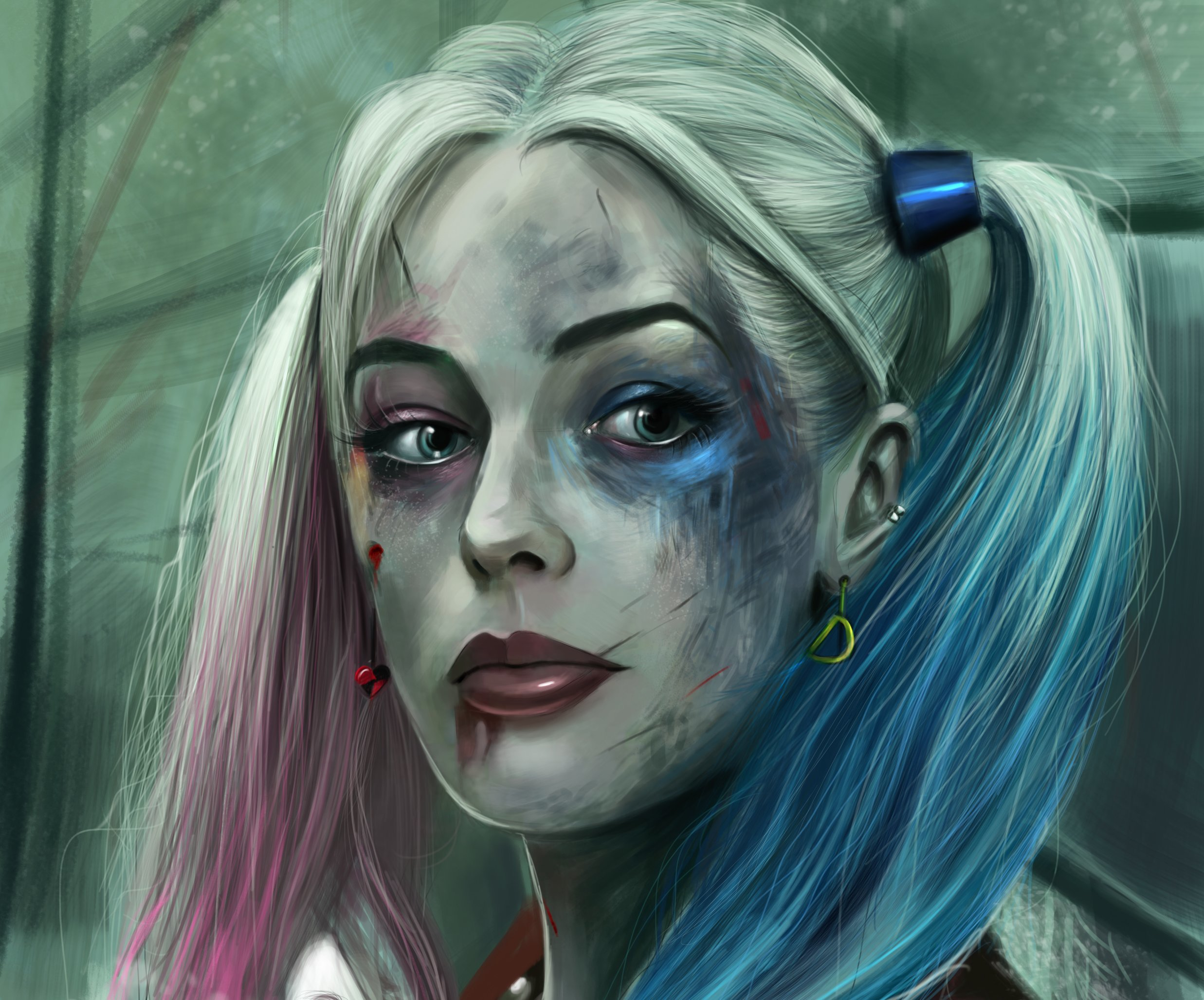 434 Harley Quinn Hd Wallpapers Background Images Wallpaper Abyss