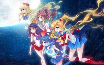 274 Sailor Moon Hd Wallpapers Background Images Wallpaper Abyss