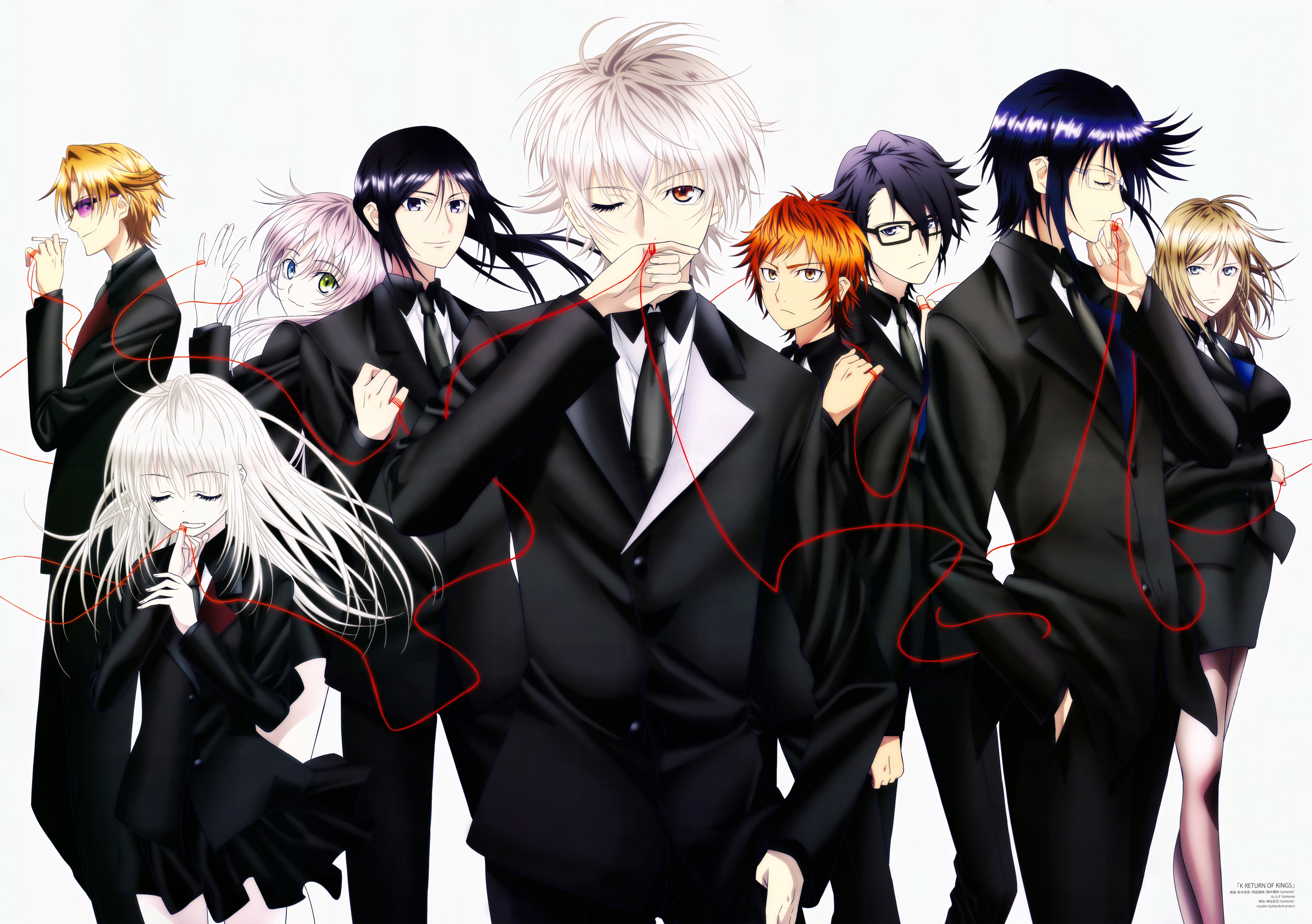 K Project K Ultra Hd Wallpaper Background Image X Id Wallpaper Abyss
