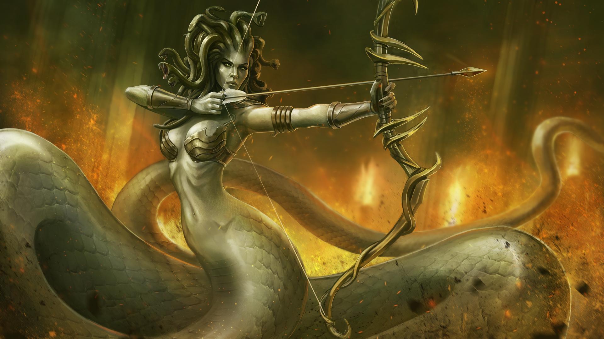 Medusa HD Wallpaper | Background Image
