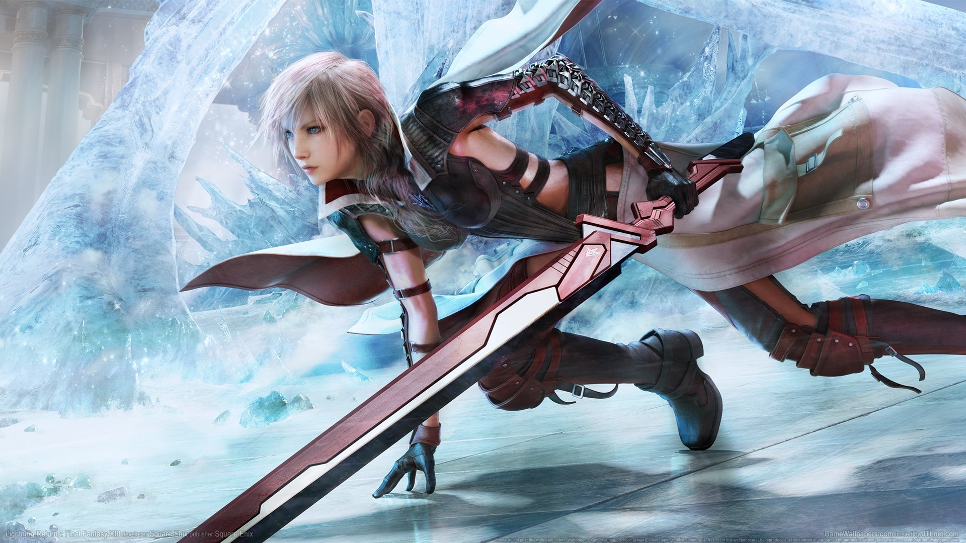 lightning returns: final fantasy xiii full hd wallpaper and