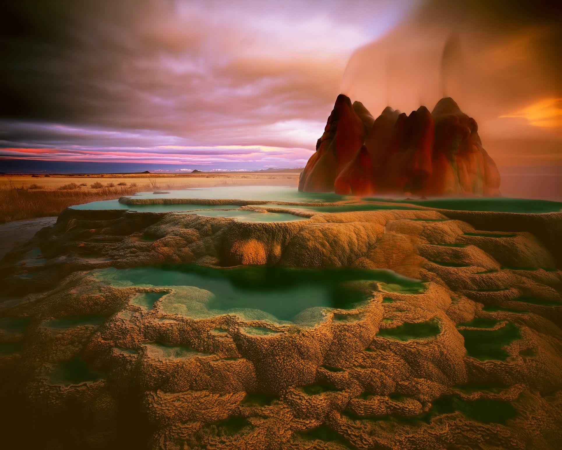Fly geyser nevada hd wallpaper background image 1929x1543 id 679227 wallpaper abyss - Nevada wallpaper hd ...