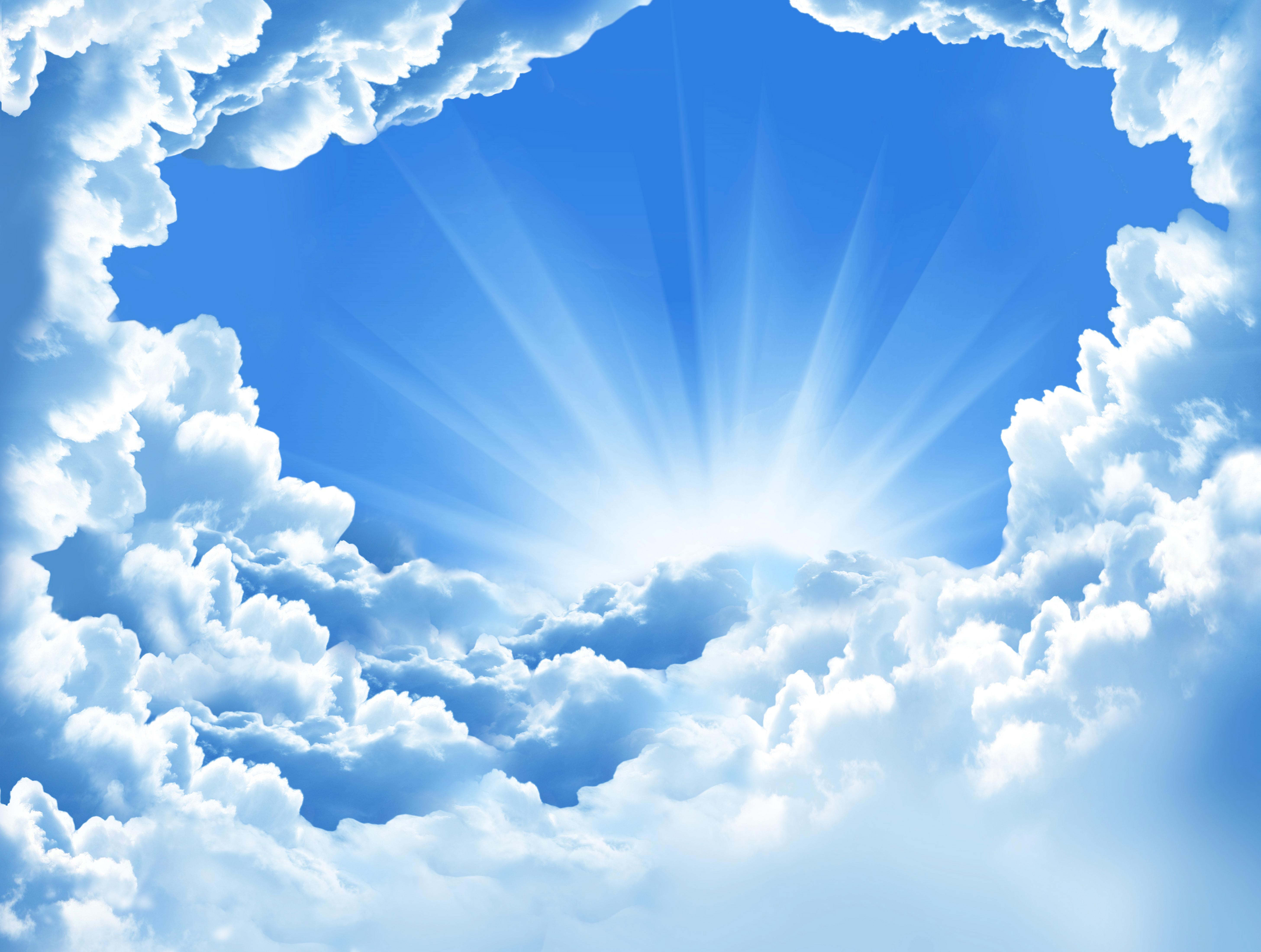 Rays Of Sunlight 5k Retina Ultra Fondo De Pantalla Hd Fondo De