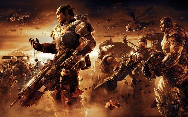 Video Game Gears Of War 2 Gears of War HD Wallpaper | Background Image