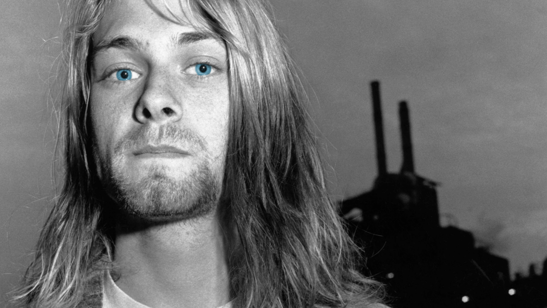 Kurt Cobain Full HD Wallpaper And Background Image
