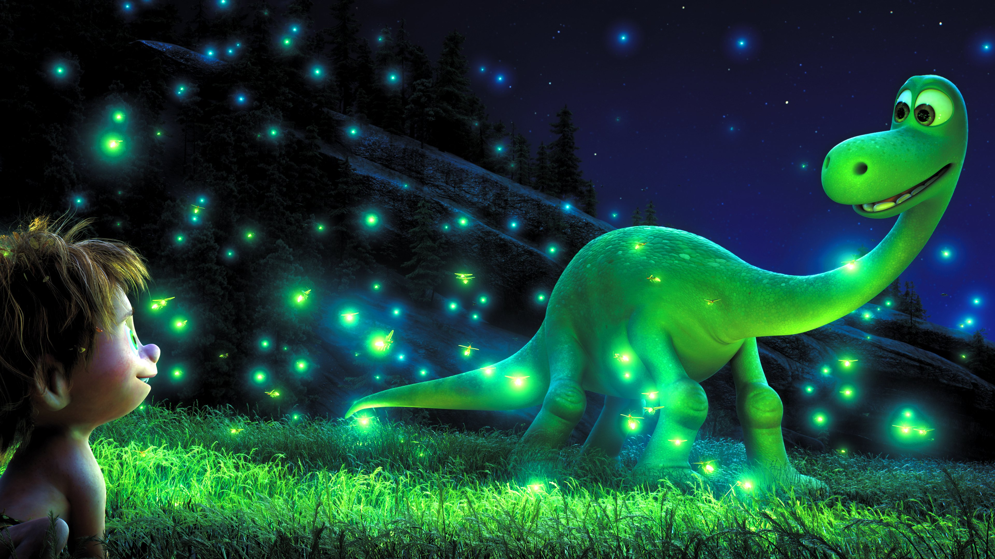 15 The Good Dinosaur HD Wallpapers