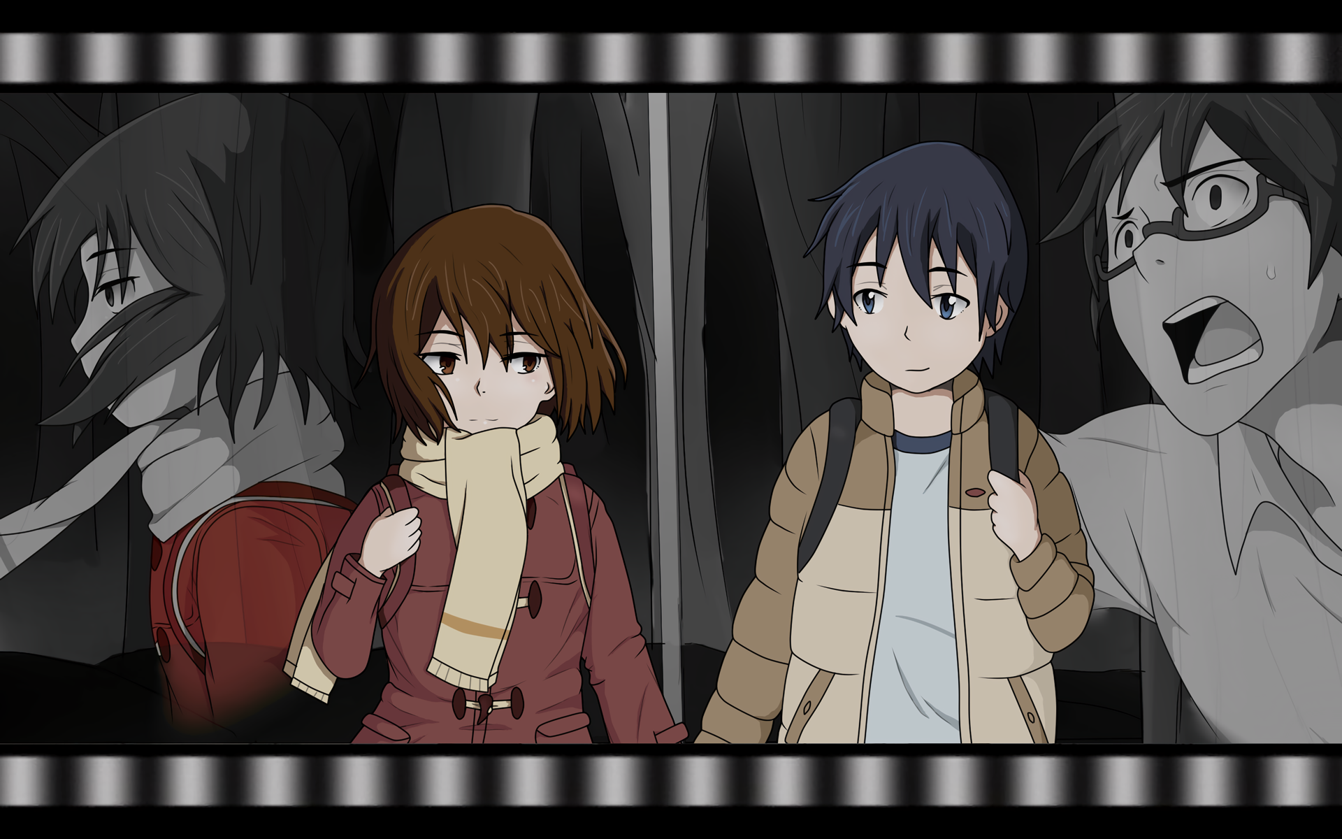 ERASED HD Wallpaper | Background Image | 1920x1200 | ID ...