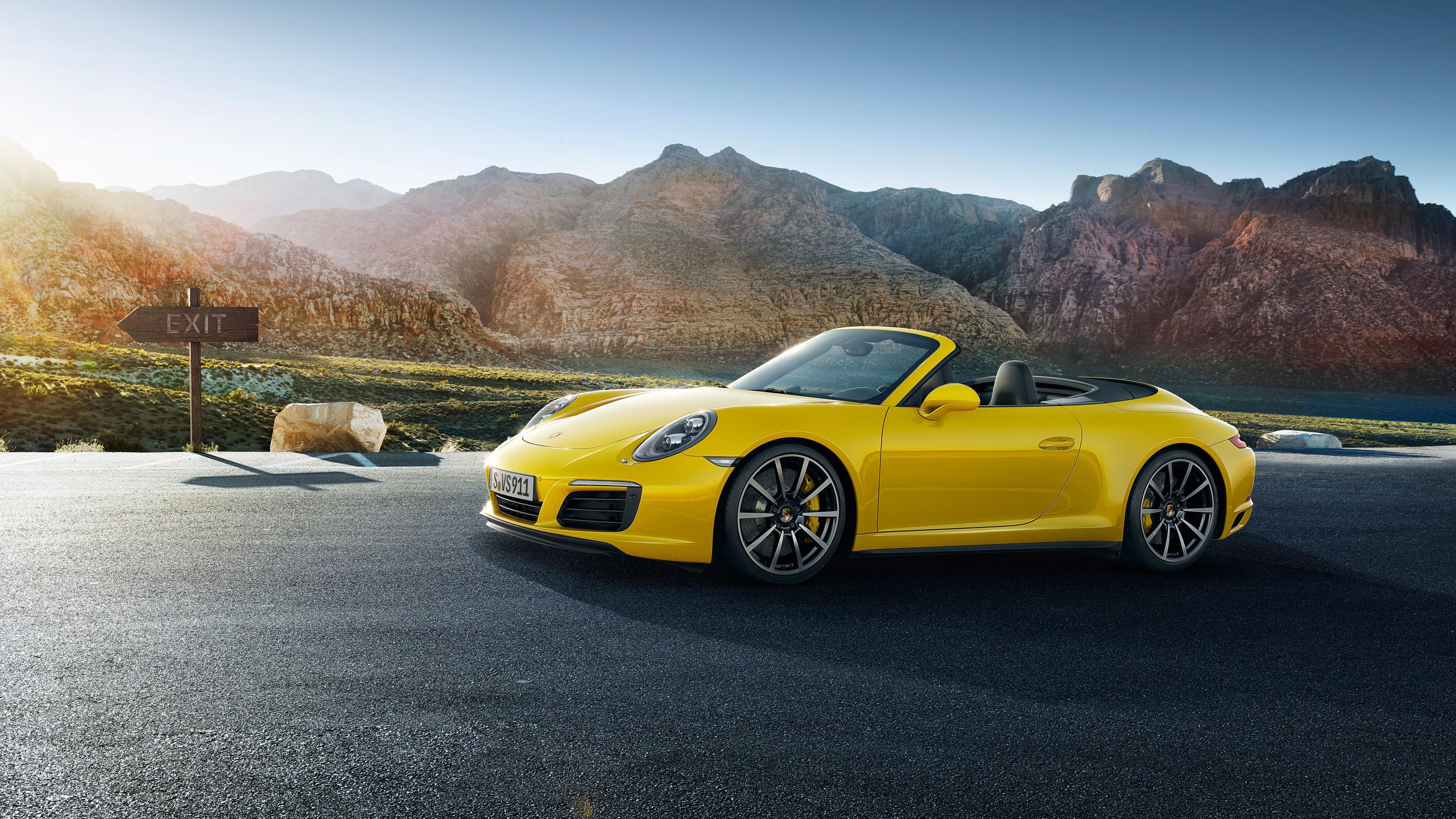 Fondos De Pantalla Carreras Proibidas: Porsche 911 Carrera Fondo De Pantalla HD