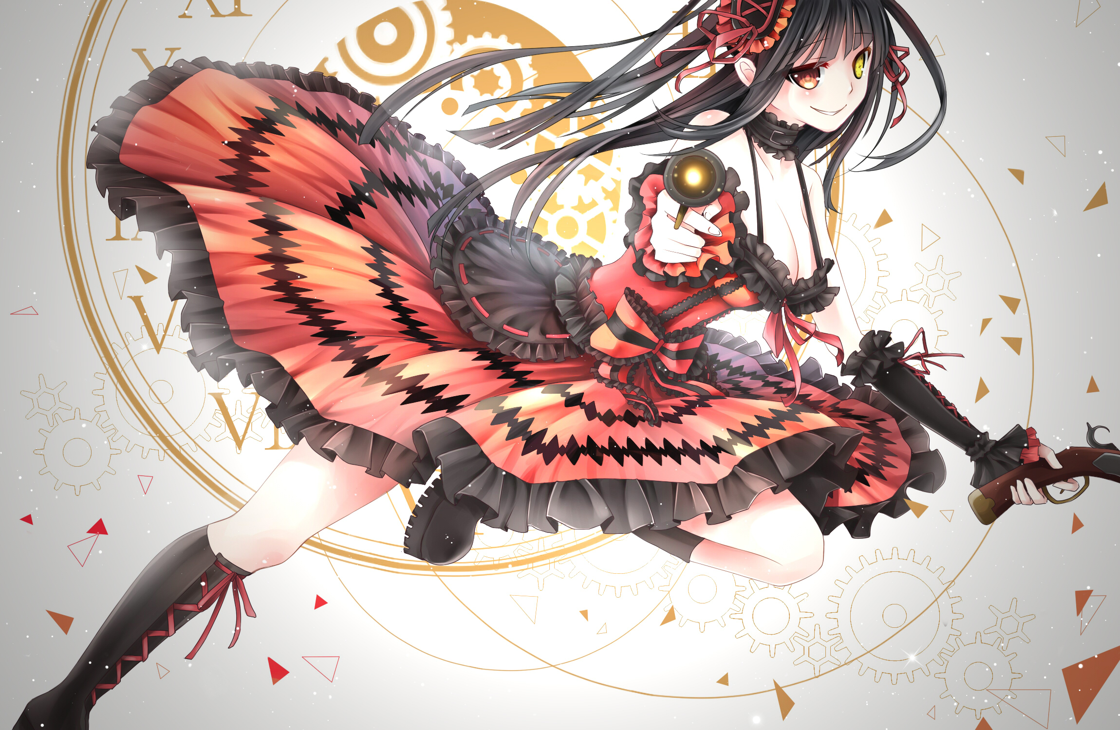 Date A Live HD Wallpaper   Background Image   2300x1500 ...