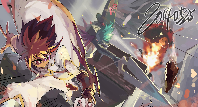 anime yu gi oh zexal wallpaper