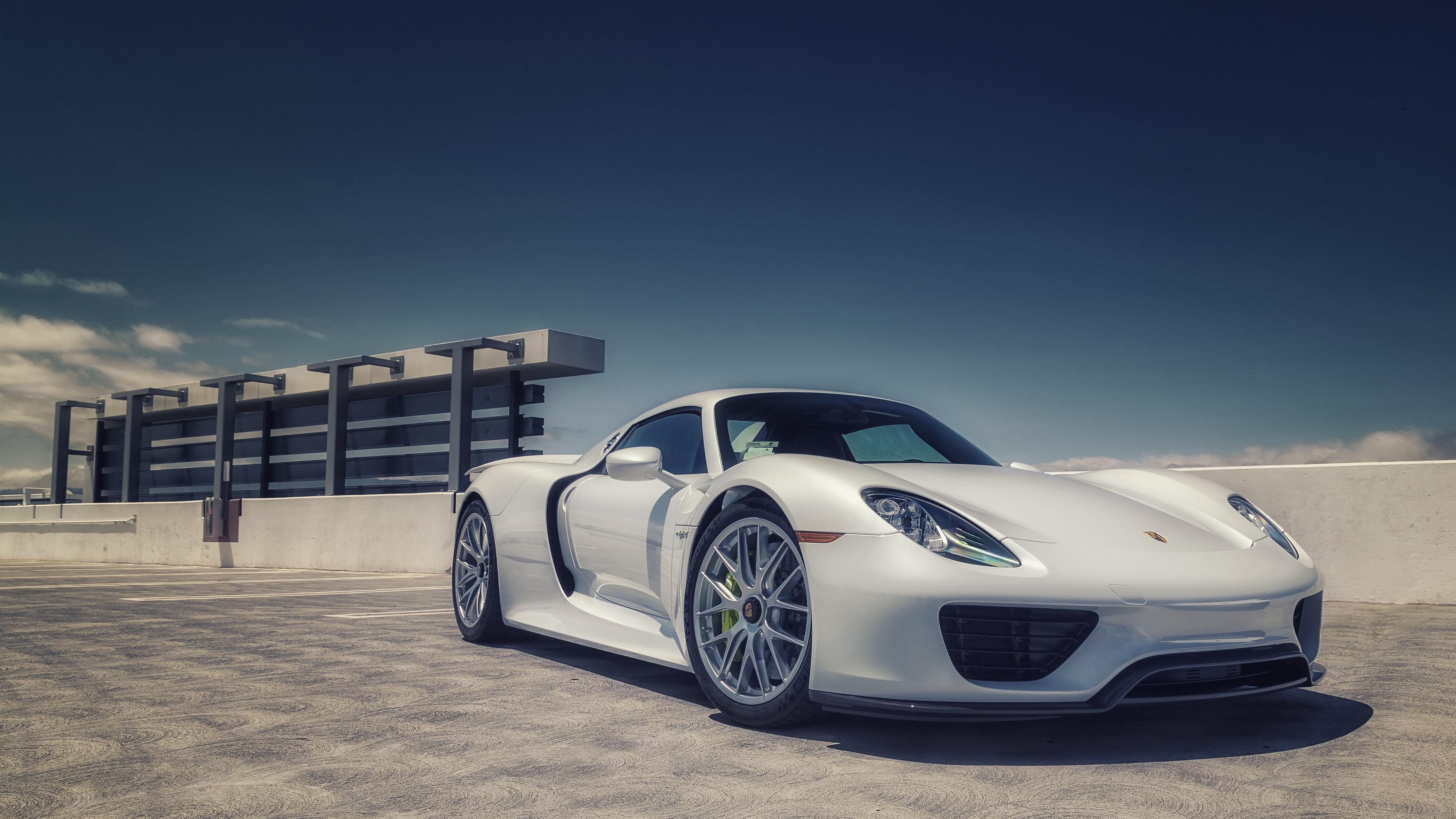 Porsche 918 Spyder 4k Ultra HD Wallpaper And Background Image