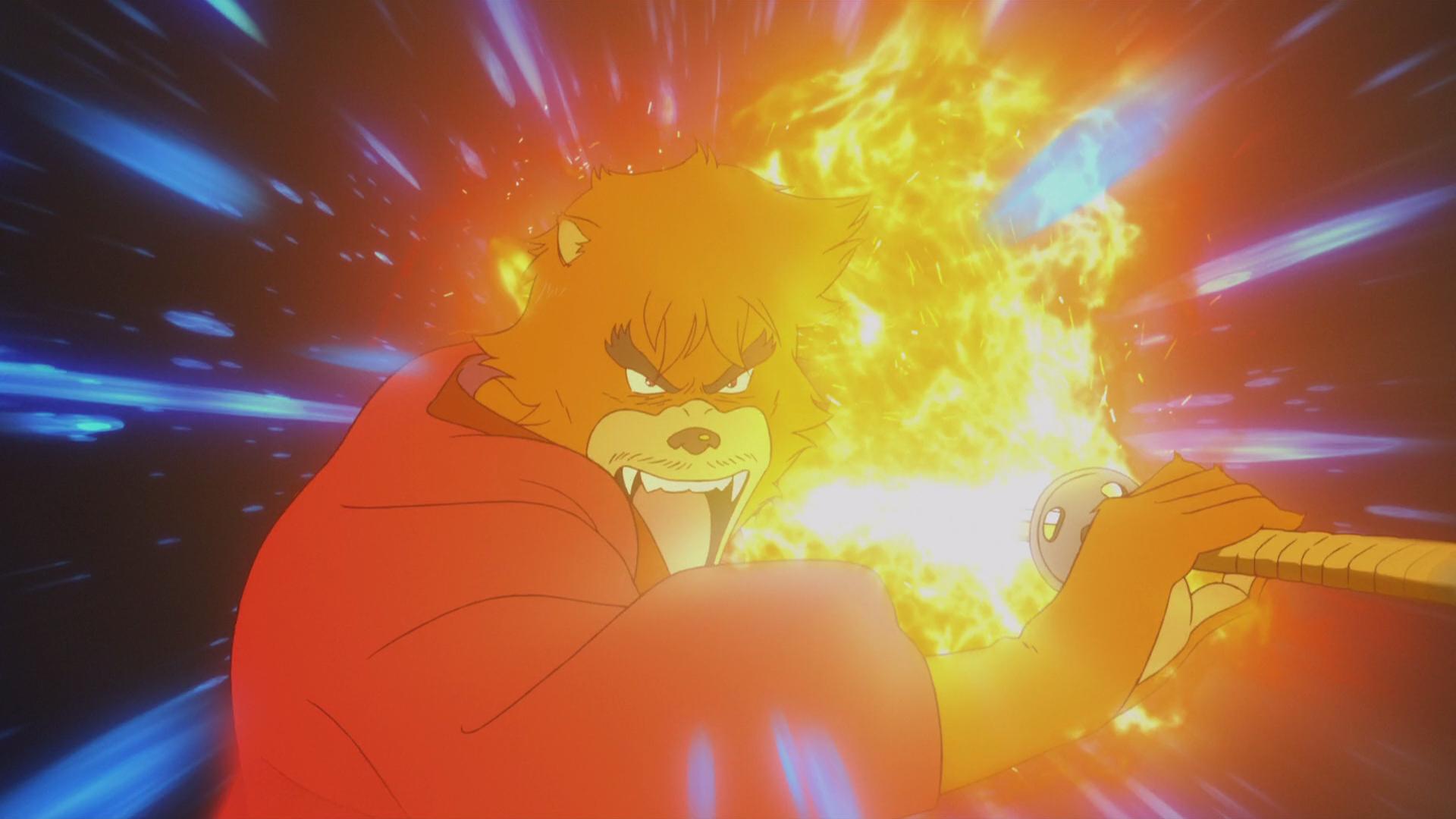 Kumatetsu The Boy And The Beast Hd Wallpaper Background Image
