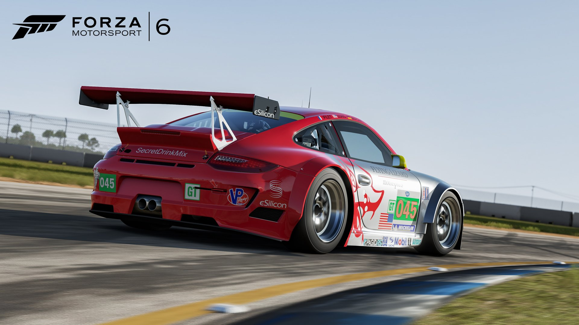 108 Forza Motorsport 6 HD Wallpapers