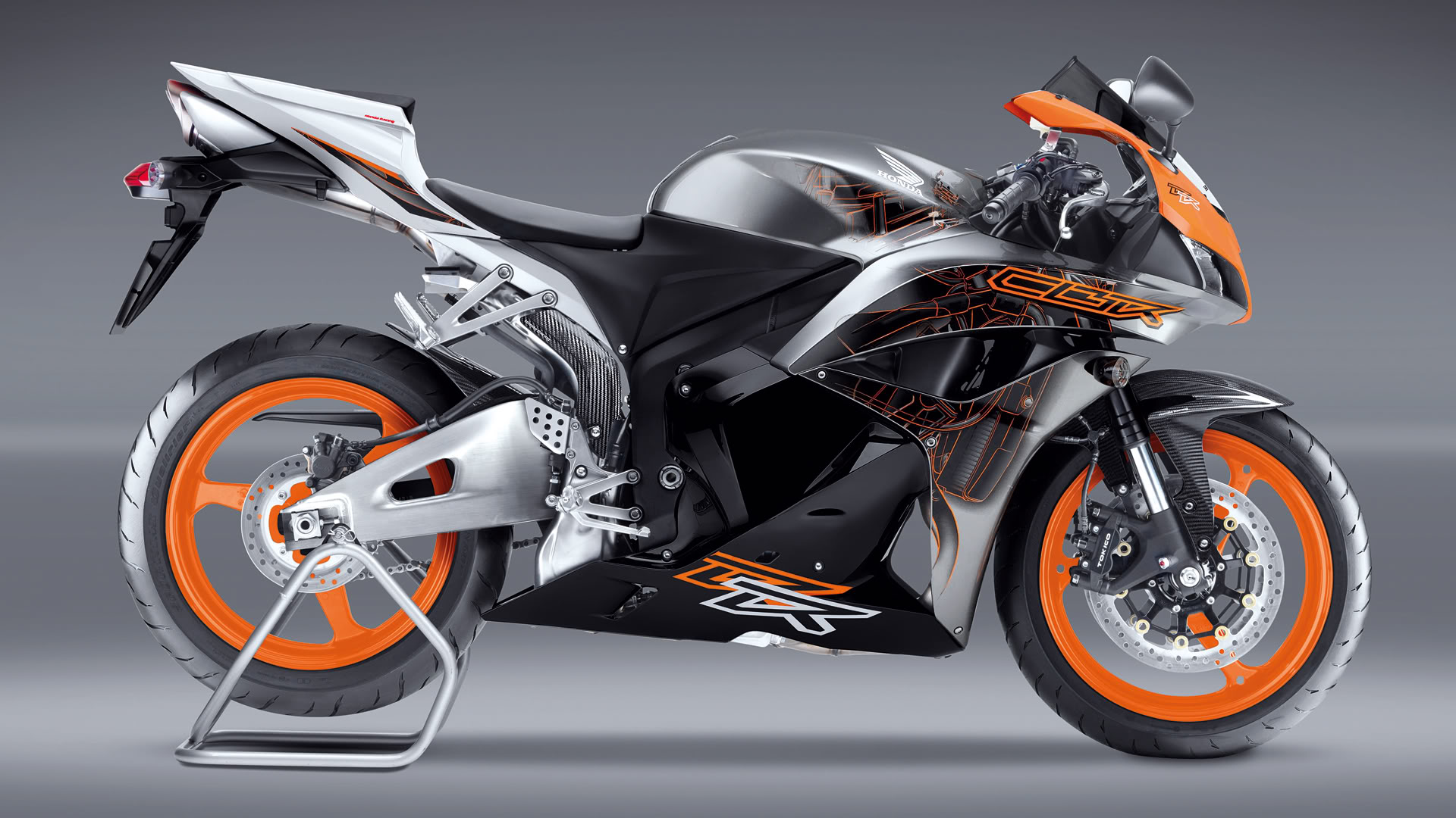 honda cbr600rr hd wallpaper background image 1920x1080. Black Bedroom Furniture Sets. Home Design Ideas