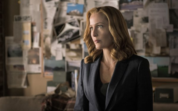 TV Show The X-Files Dana Scully Gillian Anderson HD Wallpaper | Background Image