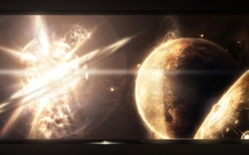 Science-Fiction - Explosion Wallpapers and Backgrounds ID : 68626