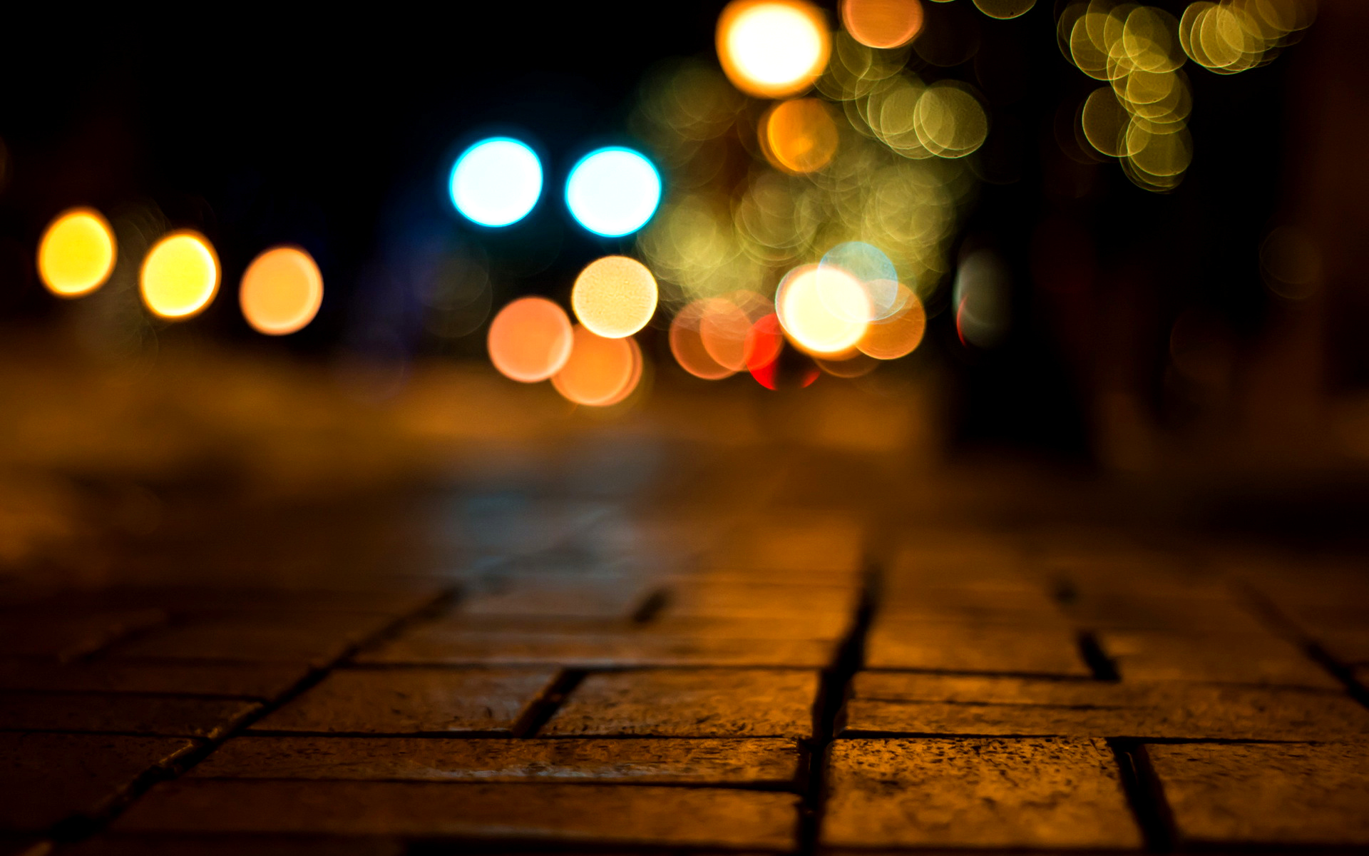 Hd wallpaper bokeh - Artistic Bokeh Wallpaper