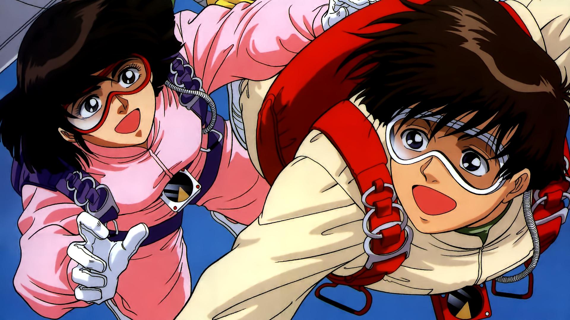 Kết quả hình ảnh cho Musekinin Kanchou Tylor (The Irresponsible Captain Tylor) anime