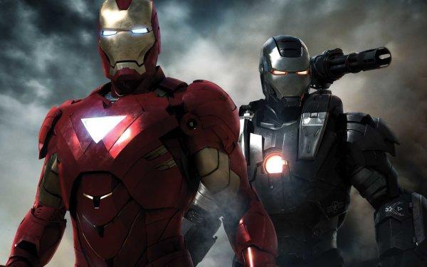 Movie Iron Man 2 Iron Man War Machine HD Wallpaper   Background Image