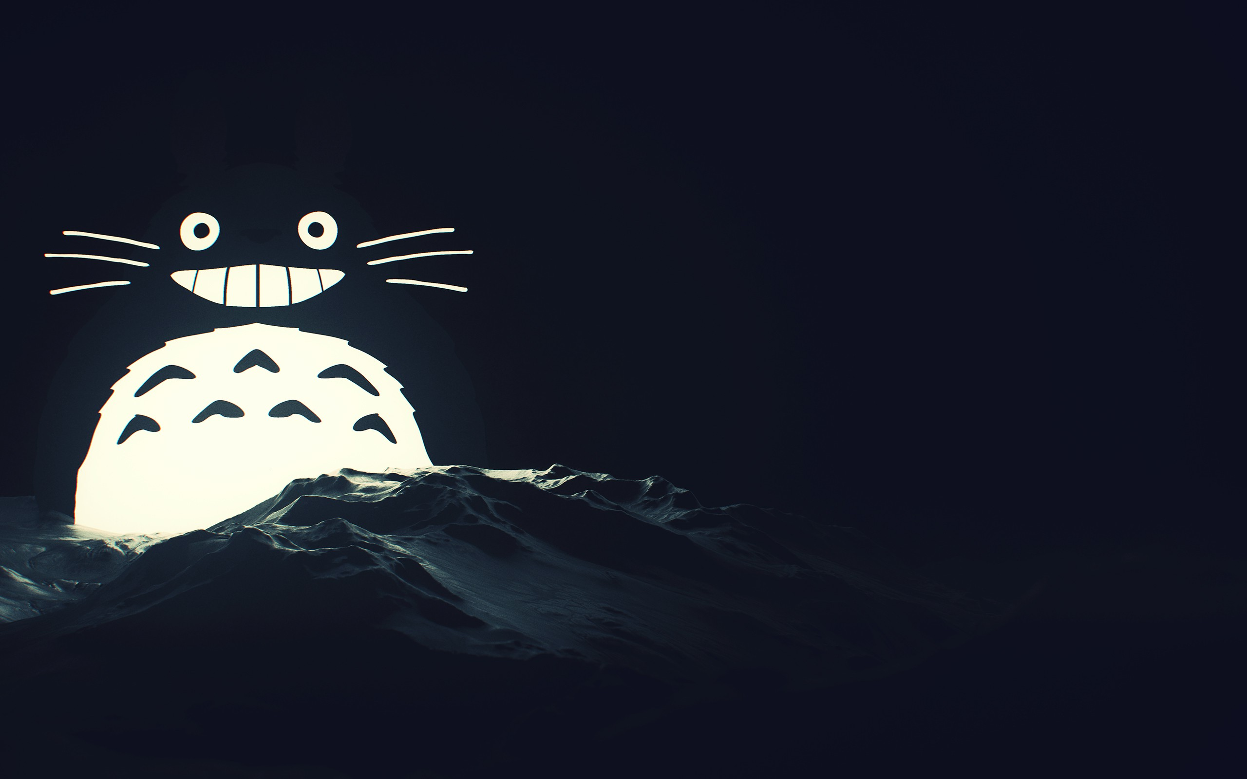 My Neighbor Totoro Full HD Wallpaper And Background